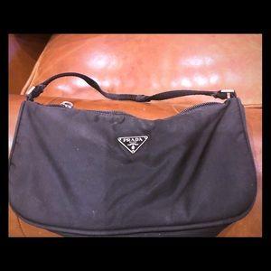 Small Prada nylon bag